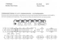 南京不锈钢链
