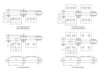 RF 送链A/K附件尺寸